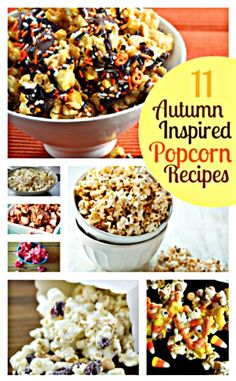 11 Ways to Pimp Out Your Popcorn