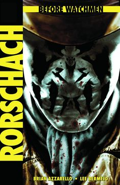 DC Comics has announced that they will be publishing prequels to Watchmen called Before Watchmen. The new 7 mini-series are titled: Rorschach,. Comic Book Characters, Comic Book Heroes, Comic Character, Comic Books Art, Comic Art, Comic Pics, Arte Dc Comics, Jim Lee, Dc Comics