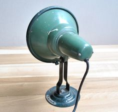 The Vintage Fire House Floodlight by LittleDogVintage on Etsy