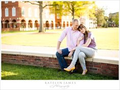 love how simple this one is, and how bright my #yellow #shoes are :) #engagement photo