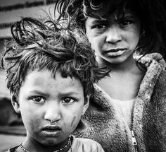 The 10 million street children of India is 10% of the world's total and despite efforts by the government and many NGOs, the number does not diminish or their plight grow better. The film Slumdog Millionaire evokes a powerful vision of the both the dangerous predators that lurk seeking to exploit the children as well as an insight into the random violence that may set a child on the path of homelessness