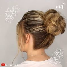 Which one of these 3 summer-time hairstyle ideas do you like most? By: @missysueblog