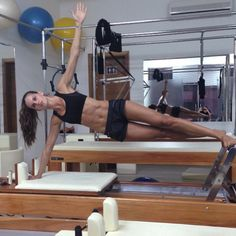 Get fitness and workout inspiration from Izabel Goulart's incredible Instagrams: