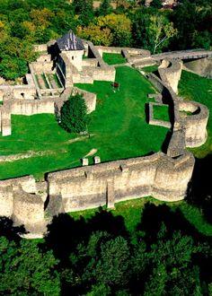 ~Suceava medieval citadel,   #Romania