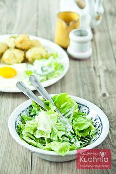 Polish Recipes, Polish Food, Food Experiments, Lettuce, Vegetables, Fit, Ideas, Salads, Shape