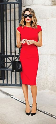 RED is HOT || #WorkOutfits #CasualOutfits #OfficeAttires #BusinessOutfits || Ways to wear Business Casuals and look non boring || Casual Business Outfits || Work Outfits Ideas || Casual Work Outfits Ideas ||