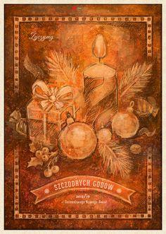 Happy New Year, Merry, Christmas, Painting, Google, Historia, Poster, Xmas, Painting Art