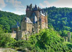 Château d'Eltz, Rhénanie-Palatinat Allemagne