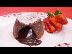 Molten Chocolate Lava Cake - All Comfort Food