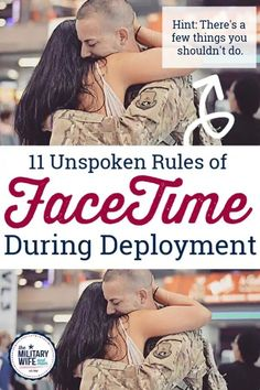 Rules of facetime during deployment. Military Marriage, Military Relationships, Military Deployment, Military Homecoming, Military Couples, Military Love, Proud Navy Girlfriend, Military Girlfriend, American Soldiers