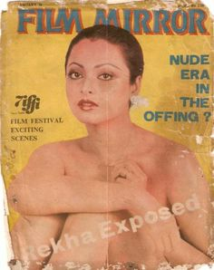 On the cover Mamta KulKurni posed wearing nothing but her unbuttoned jeans. No wonders, Mamata was touted to be one of the boldest actresses of her times. Bollywood Actors, Bollywood News, Bollywood Party, Rekha Actress, Bollywood Masala, Indian Bollywood, Book Review Blogs, Movie Magazine, Vintage Bollywood