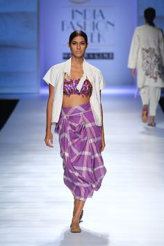 Rina Dhaka at Amazon India Fashion Week
