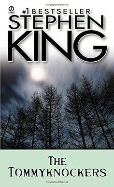 The Tommyknockers by Stephen King http://www.amazon.com/dp/0451156609/ref=cm_sw_r_pi_dp_wPfOwb1M3ZPP5