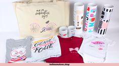Pour Noël, personnalisez vos cadeaux sur lesfeesmaison.shop ! Reusable Tote Bags, Diy, Gifts, Bricolage, Diys, Handyman Projects, Do It Yourself, Crafting