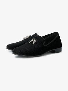 ee700fc0fa5 Christian Louboutin Dandy Mens Flat Suede Capitonne Derbies Shoes Blue