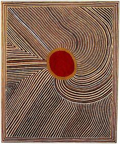 Bandicoot Dreaming, Mick Namarari Tjapaltjarri, 1991