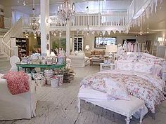 Inspired by flea market finds and the appeal of sensible living. Rachel Ashwell ® Shabby Chic ® is the marriage of my English heritage with the fresh and eclectic qualities of my California lifestyle.