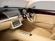 holden car interior