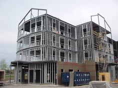 Steel framing by Bailey Metal Products. Visit cssbi.ca to learn more.