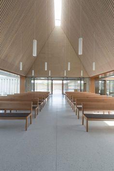 Capilla Funeraria Ingelheim / Bayer & Strobel Architekten   Plataforma Arquitectura
