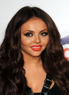 Jesy Nelson | The Bright Lipstick