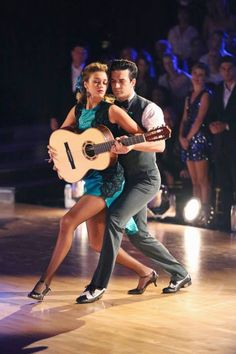 Mark Ballas & Sadie Robertson  -  Dancing With the Stars  -  week 10  -  season 19