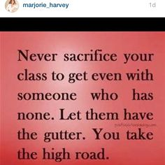 """Took this from @marjorie_harvey ... So very true.  Sometimes it's a battle within your very being not to fight back or defend  even when you feel wrongly…"""