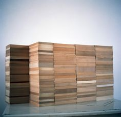 book buildings by katja mater #art #sculpture #bookbuilding #book #katjamater