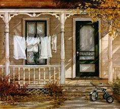 charming old house with laundry