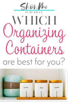 How to Choose Organizing Containers That Will Make Your Home Life Easier - ShowMe Suburban Game Organization, Refrigerator Organization, Container Organization, Laundry Room Organization, Organizing, Storage Tubs, Storage Spaces, Basement Paint Colors, Clutter Control