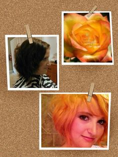 Pravana on pinterest neon pastels and pastel hair for Absolutely you salon