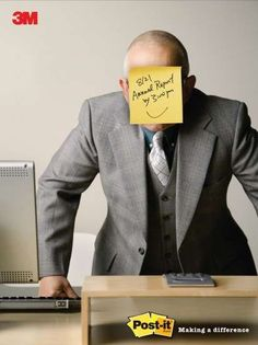 20 Best post-it note campaign images | Creative ...