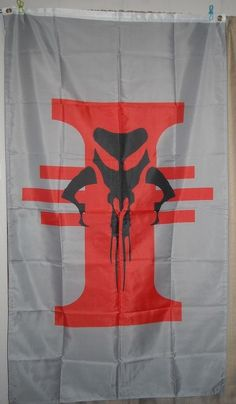 Mandalorian Boba Fett 3' x 5' Gray Flag Banner Star Wars. Brass grommets for hanging on a wall or running up a flag pole. Single-sided bold colors and vibrant graphics. I have other GI Joe/ Cobra flags available, plus Hail Hydra, plus sports team flags and other collectibles. | eBay!