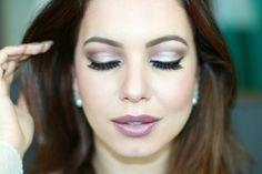 Juliana Goes | Juliana Goes maquiagem | Juliana Goes blog | tutorial de maquiagem | blog de maquiagem | maquiagem de festa | maquiagem neutra | batom marrom