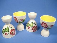 Vintage Japanese Egg Cups - Four 2