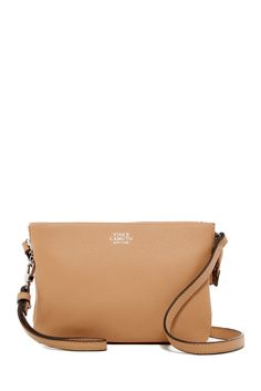 Image of Vince Camuto Cami Leather Crossbody