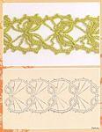 Crochet edging many patterns