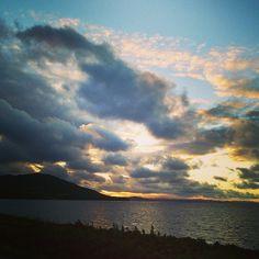 サロマ湖 in 北海道