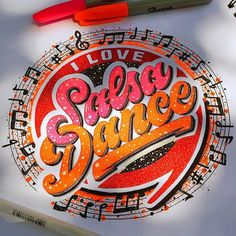 // hand lettering // typography