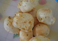 Pão de queijo (3 ingredientes) - Receitas Magníficas