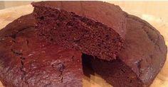 Vysokoproteinový čokoládový dort z dýně a bez mouky