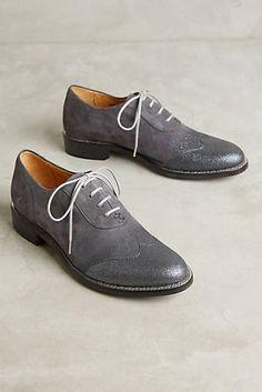b500edf979d1 The Office of Angela Scott Mr. Evans Oxfords Bohemian Shoes