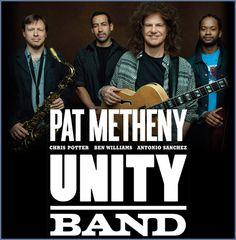 Pat Metheny- my favourite smooth Jazz artist