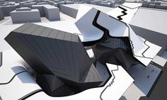 Taichung City Cultural Center | Tom Wiscombe Architecture