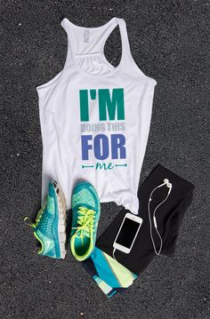 Women running tanks. Custom your own running shirt from our running templates #uberprints #running #runningshirts #workoutshirts #marathon