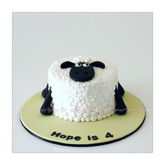 Shaun the Sheep cake, Gateaux Girl