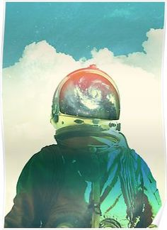 God is an astronaut Posters