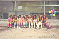 Senior Girls, Senior Reps