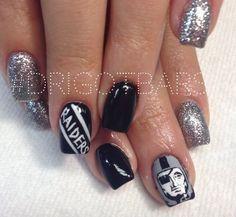 Raider nails!!!