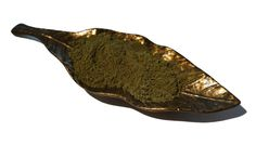 This is our Green Vein Kratom from Bali, Indonesia.  You can find it online here: http://thekratomleaf.com/product/bali-green-kratom-powder/